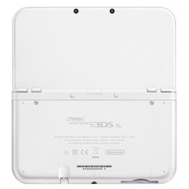 Consola Nintendo New 3DS XL Blanco perla